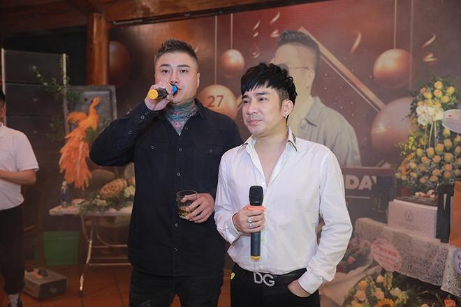 Quang Hà chi hơn 100 triệu đồng tổ chức sinh nhật cho ông bầu Quang Cường - Ảnh 5.