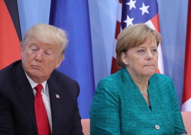 Bằng mặt không bằng lòng với Mỹ, Đức muốn kéo Nga gia nhập NATO? - Ảnh 2.