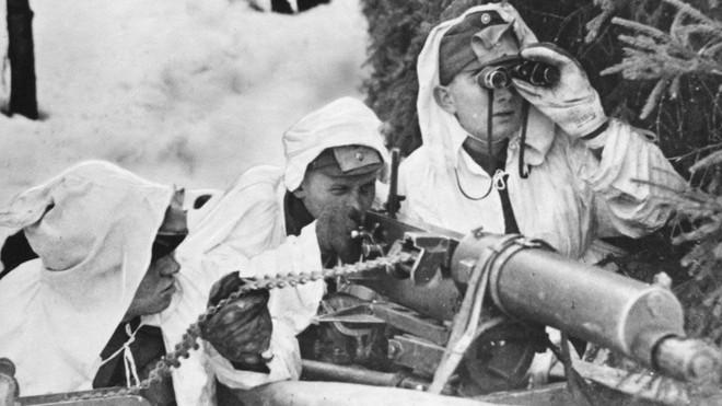 Trận chiến xúc xích kỳ lạ giữa Phần Lan - Liên Xô - ảnh 1