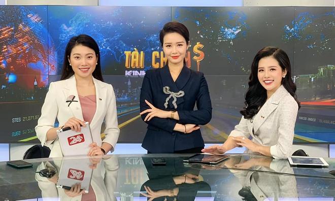 4 nữ MC trẻ trung nhất nhì VTV: Nhan sắc không thua kém hoa hậu, sở hữu vóc dáng nóng bỏng như người mẫu - Ảnh 12.