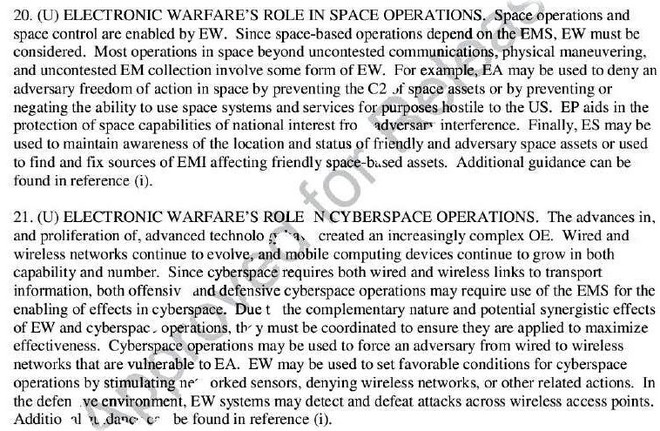 Tác chiến điện tử Mỹ và chức năng thứ tám bí ẩn - Ảnh 3.