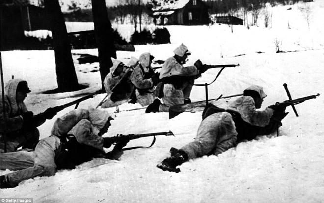 Trận chiến xúc xích kỳ lạ giữa Phần Lan - Liên Xô - ảnh 2