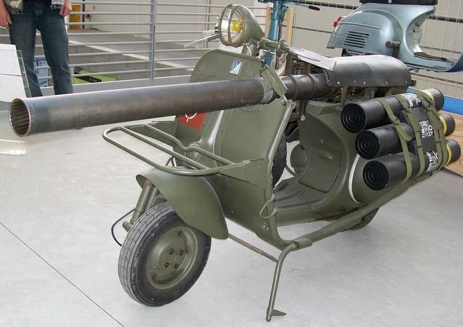Những loại vũ khí không tưởng trong chiến tranh - ảnh 5