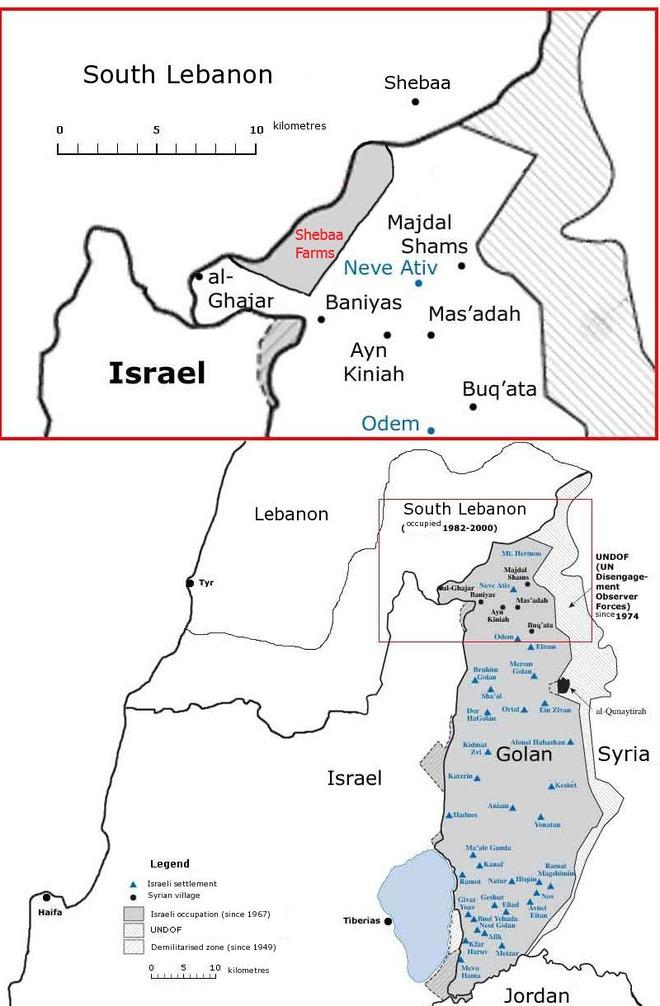 Xe tăng Israel dàn trận áp sát toàn tuyến biên giới, Lebanon cận kề miệng hố chiến tranh - Tên lửa Iran nhấn chìm tàu sân bay Mỹ - Ảnh 2.