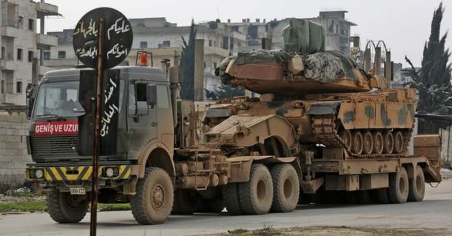 UAV Thổ tung hoành ở Armenia, tàu sân bay Mỹ chìm trong lửa đạn của Iran - Xe tăng  Israel dàn trận: Syria hay Lebanon là mục tiêu? - Ảnh 1.