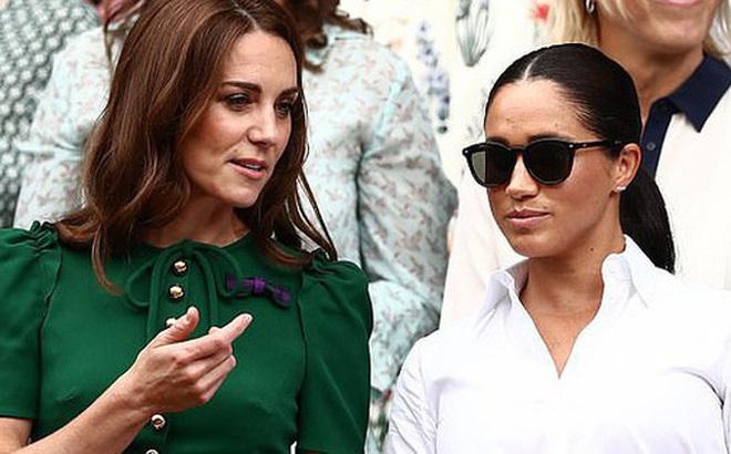 Công nương Kate từng tinh tế gửi thông điệp muốn giữ hòa khí với em dâu, nhưng chính Meghan Markle là người cố ý phớt lờ?