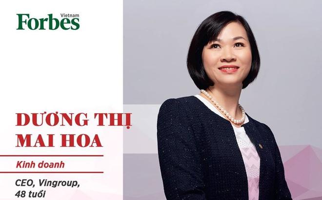 """Bà Dương Mai Hoa tiếp tục """"nhảy việc"""", đổi chỗ làm tới 5 lần trong 2 năm qua"""