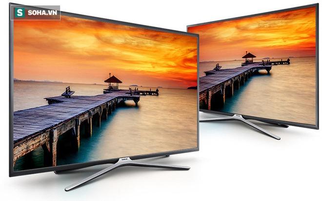 Top 5 mẫu TV thông minh 43 inch giá rẻ dưới 6 triệu đồng