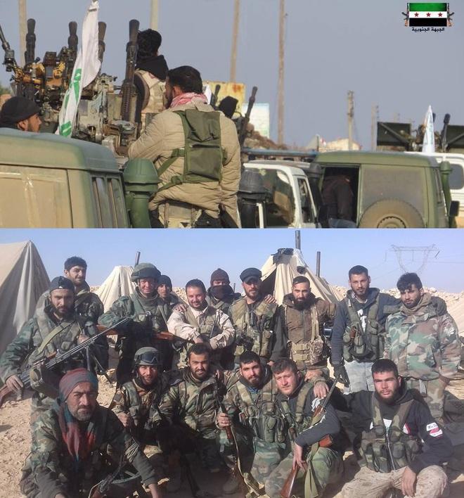 Hãy quên Idlib đi: Âm mưu đen tối đang dần hé lộ ở nam Syria, gấu Nga liệu có sập bẫy? - Ảnh 3.
