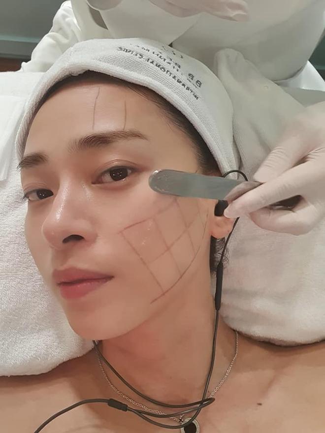 Gương mặt trẻ trung, làn da không tỳ vết của Ngô Thanh Vân ở tuổi 41 - Ảnh 7.