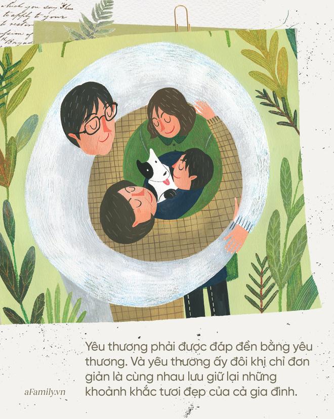 """Tôi từng không thích chụp ảnh gia đình cho đến khi mẹ gửi tấm hình """"đứa con trai mặc váy"""" cùng lời nhắn cháy lòng - Ảnh 3."""