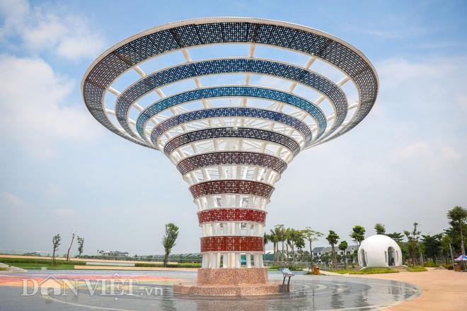 Toàn cảnh công viên Thiên văn học đầu tiên của Đông Nam Á ở Hà Nội - Ảnh 8.
