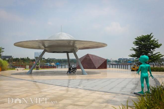 Toàn cảnh công viên Thiên văn học đầu tiên của Đông Nam Á ở Hà Nội - Ảnh 9.