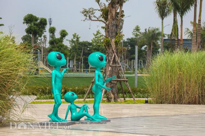 Toàn cảnh công viên Thiên văn học đầu tiên của Đông Nam Á ở Hà Nội - Ảnh 10.