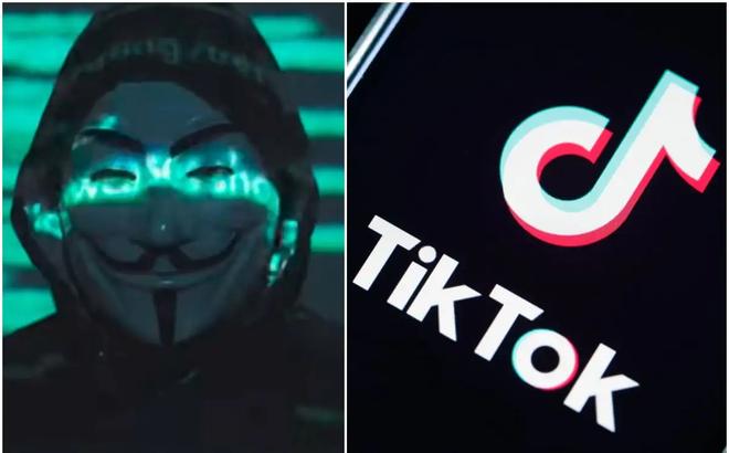 Tại sao nhóm hacker Anonymous kêu gọi người dùng xóa TikTok?