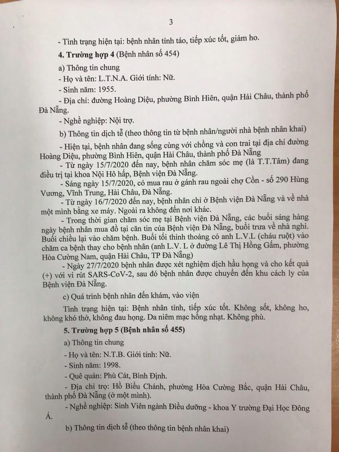 Trường Đại học Đông Á ở Đà Nẵng có ca thứ 2 nhiễm Covid-19 khi thực tập tại bệnh viện - Ảnh 3.