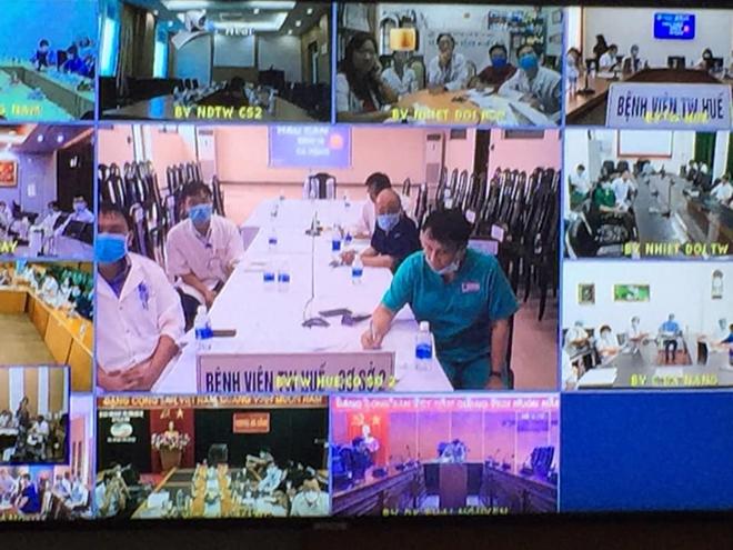 Cục trưởng Cục Khám chữa bệnh: Dồn toàn lực y tế để cứu chữa bệnh nhân Covid-19 nặng - Ảnh 1.