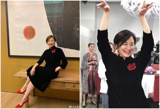 Nhan sắc tuổi U70 của đệ nhất mỹ nhân khiến Châu Tinh Trì ngưỡng mộ, mê mẩn - Ảnh 3.