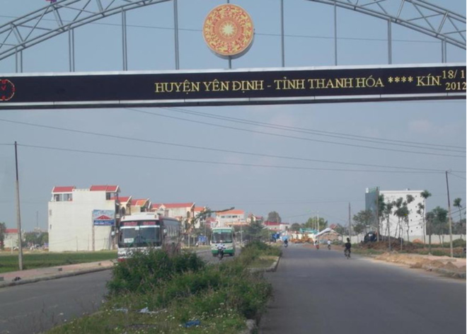 Một huyện ở Thanh Hóa nợ hơn 50 tỷ đồng: Các cán bộ vi phạm bỏ tiền túi trả nợ - Ảnh 1.