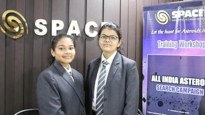Nữ sinh Ấn Độ phát hiện tiểu hành tinh di chuyển về phía Trái Đất - Ảnh 1.