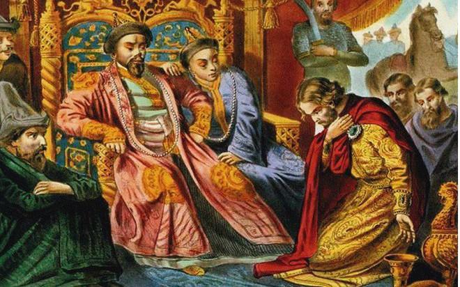 Cuộc xâm lược của đế chế Mông Cổ giúp hình thành nhà nước Nga - Ảnh 1.