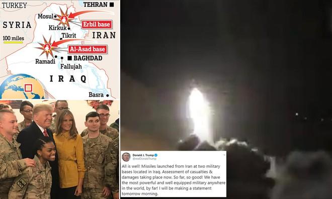 Tướng Mỹ: Trước viễn cảnh bốc hỏa vì Iran, đế chế Biden sẽ tung chiêu hiểm khuất phục? - Ảnh 3.