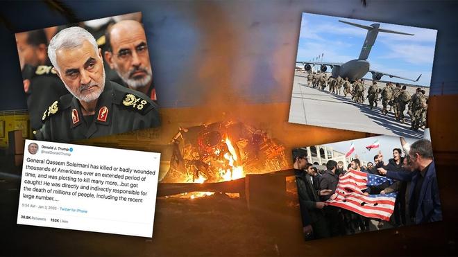 Tướng Mỹ: Trước viễn cảnh bốc hỏa vì Iran, đế chế Biden sẽ tung chiêu hiểm khuất phục? - Ảnh 1.