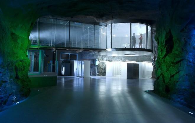 Những công trình ấn tượng được chuyển đổi từ hầm tránh bom - ảnh 10