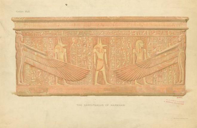 Anubis - Vị thần chết Ai Cập được tôn vinh bởi 8 triệu con chó xác ướp - Ảnh 2.