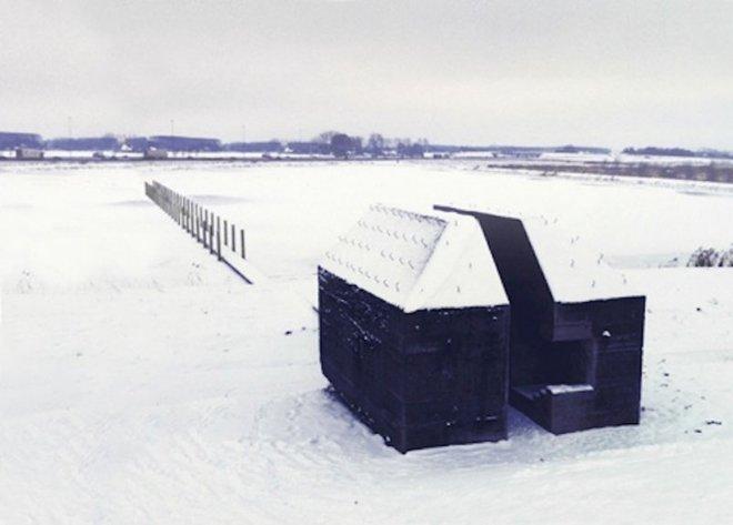 Những công trình ấn tượng được chuyển đổi từ hầm tránh bom - ảnh 2