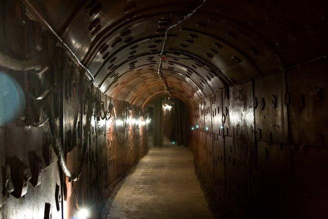Những công trình ấn tượng được chuyển đổi từ hầm tránh bom - ảnh 4