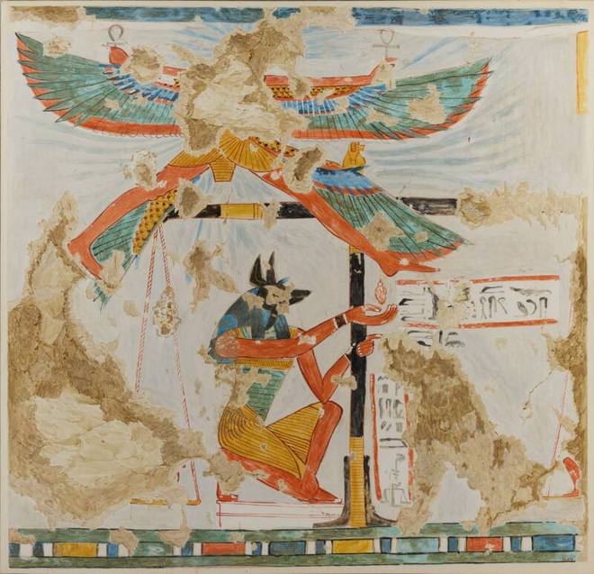 Anubis - Vị thần chết Ai Cập được tôn vinh bởi 8 triệu con chó xác ướp - Ảnh 6.