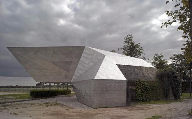 Những công trình ấn tượng được chuyển đổi từ hầm tránh bom - ảnh 7