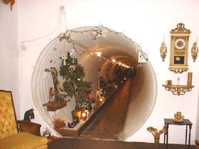 Những công trình ấn tượng được chuyển đổi từ hầm tránh bom - ảnh 9