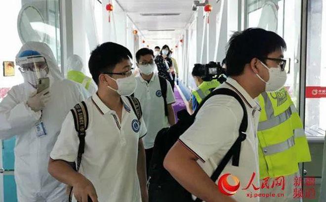 Số ca mắc mới Covid-19 tại Trung Quốc tăng trong 6 ngày liên tiếp