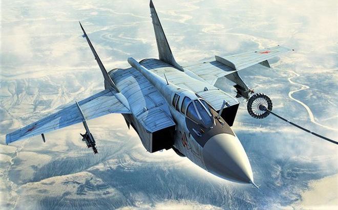Sát thủ trên không MiG-31 của Nga sẽ có 'mùa xuân thứ 2'