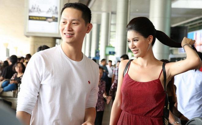 """Chồng Trang Trần bị fan của vợ nhắn tin trách móc là """"vô tâm, ích kỉ"""""""