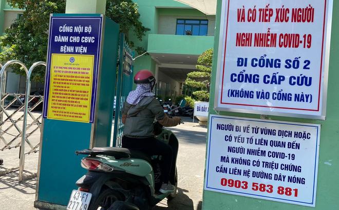 Trường Đại học Đông Á ở Đà Nẵng có ca thứ 2 nhiễm Covid-19 khi thực tập tại bệnh viện