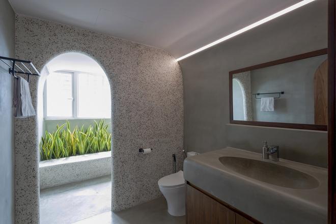 Chiêm ngưỡng căn nhà với lối thiết kế đương đại độc đáo tại Tp.HCM - Ảnh 10.