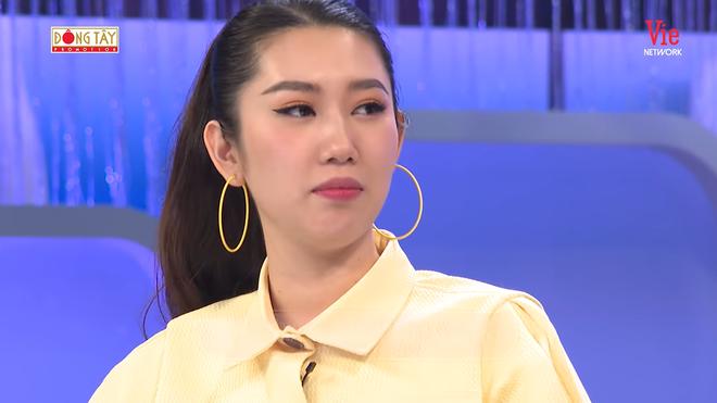 Hương Giang gây xúc động khi nói lí do thích đàn ông một đời vợ và có con riêng - Ảnh 1.