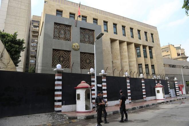 Lính Ai Cập thâm nhập chiến địa tây bắc Syria: Đòn dưới thắt lưng làm Thổ choáng váng? - Ảnh 2.