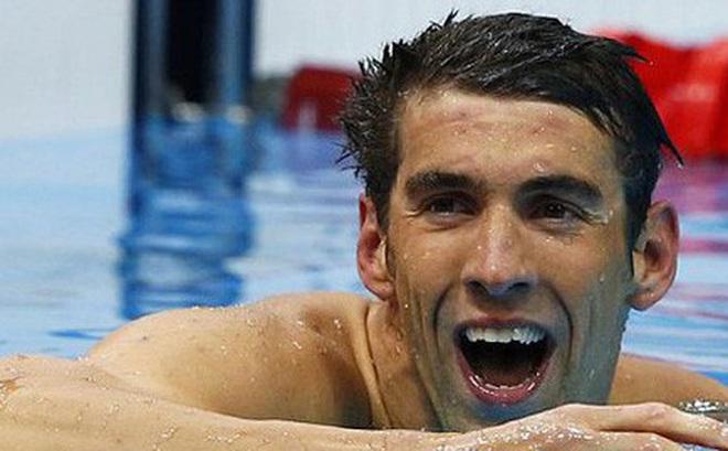 """Ngày này năm xưa: """"Siêu kình ngư"""" Michael Phelps đi vào lịch sử Olympic"""