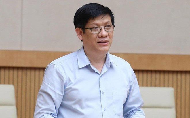 Quyền Bộ trưởng Y tế Nguyễn Thanh Long nói về trường hợp bệnh nhân Covid-19 đầu tiên tử vong