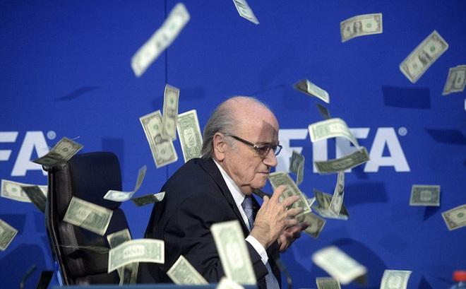 """""""Bóng ma tham nhũng"""" bao phủ FIFA: Chuyện nhiều như... cơm bữa"""