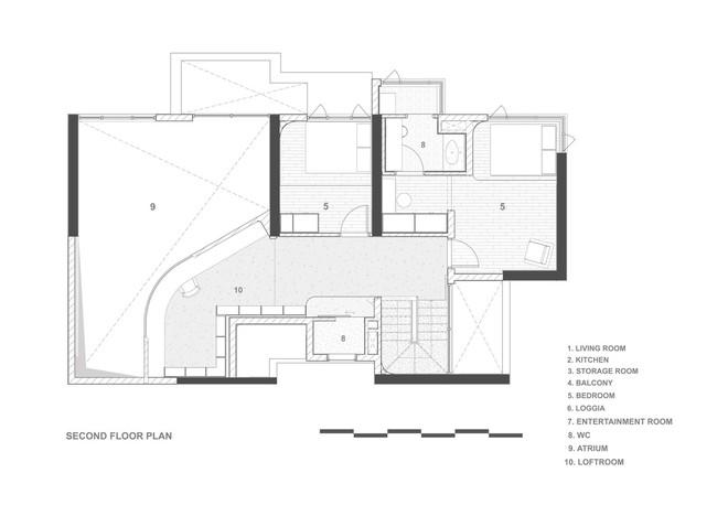 Chiêm ngưỡng căn nhà với lối thiết kế đương đại độc đáo tại Tp.HCM - Ảnh 16.
