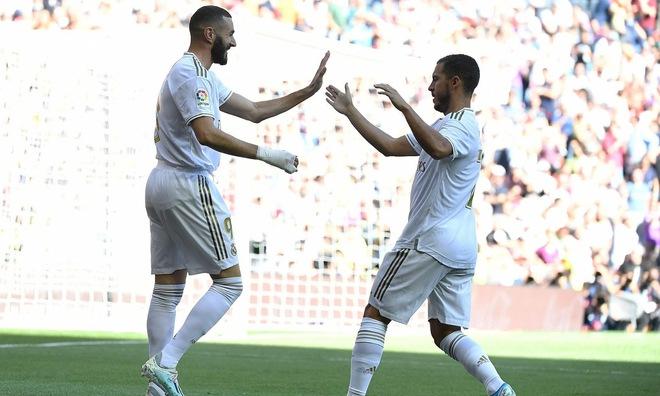Từ gã hết thời thành người xoa dịu nỗi nhớ Ronaldo, Benzema đã làm như thế nào? - Ảnh 4.