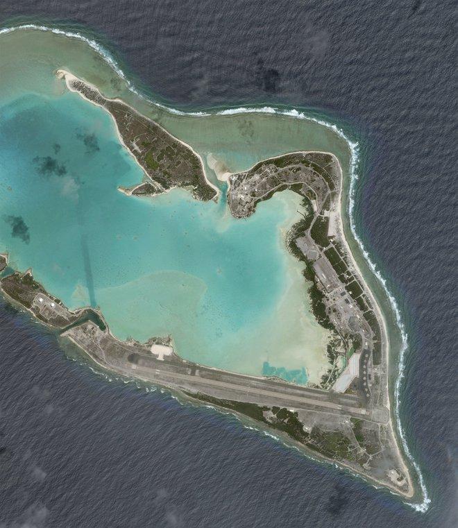 Lộ diện căn cứ quân sự cực kỳ lợi hại của Mỹ trên Thái Bình Dương đối phó với Trung Quốc - Ảnh 1.