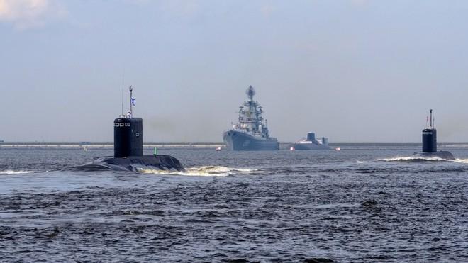 Đừng động đến Bắc Cực, Nga là ông chủ: Sức mạnh kinh hồn buộc NATO phải đặt vé tới Moscow - Ảnh 3.