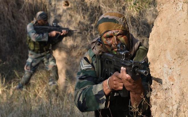 Ấn Độ điều đơn vị đặc nhiệm tinh nhuệ tới biên giới giáp Trung Quốc