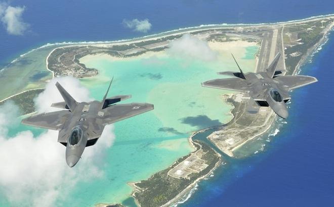 Lộ diện căn cứ quân sự cực kỳ lợi hại của Mỹ trên Thái Bình Dương đối phó với Trung Quốc